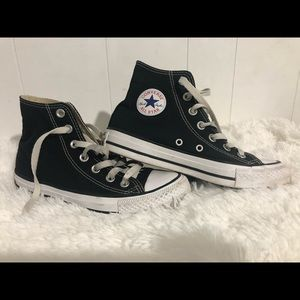 Converse Sneakers size 6 woman's